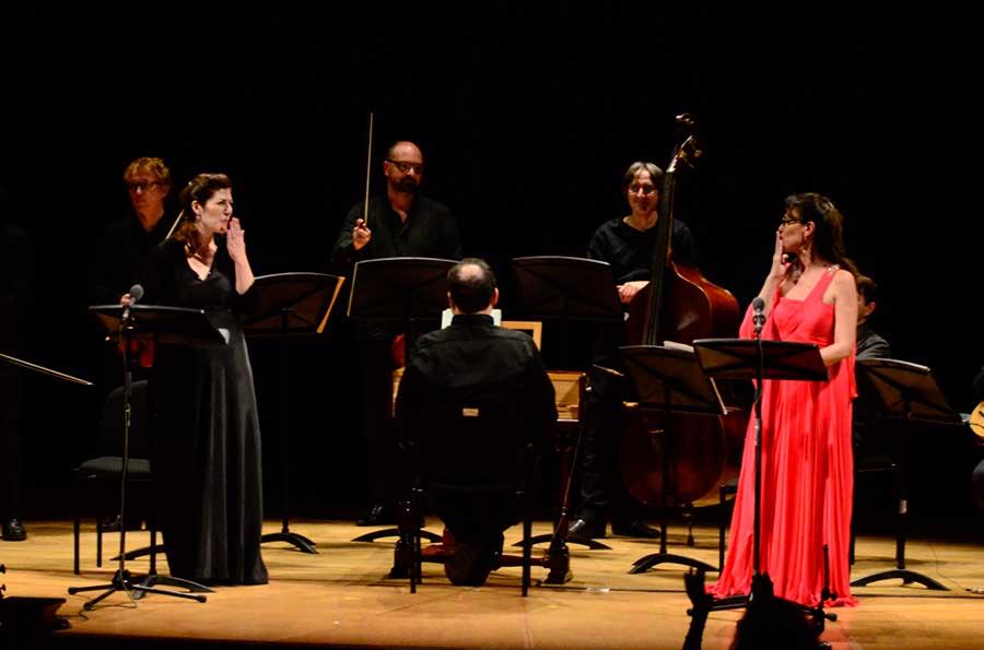 Concierto Teatro Adofo Mejía (Música Sagrada en Nápoles)