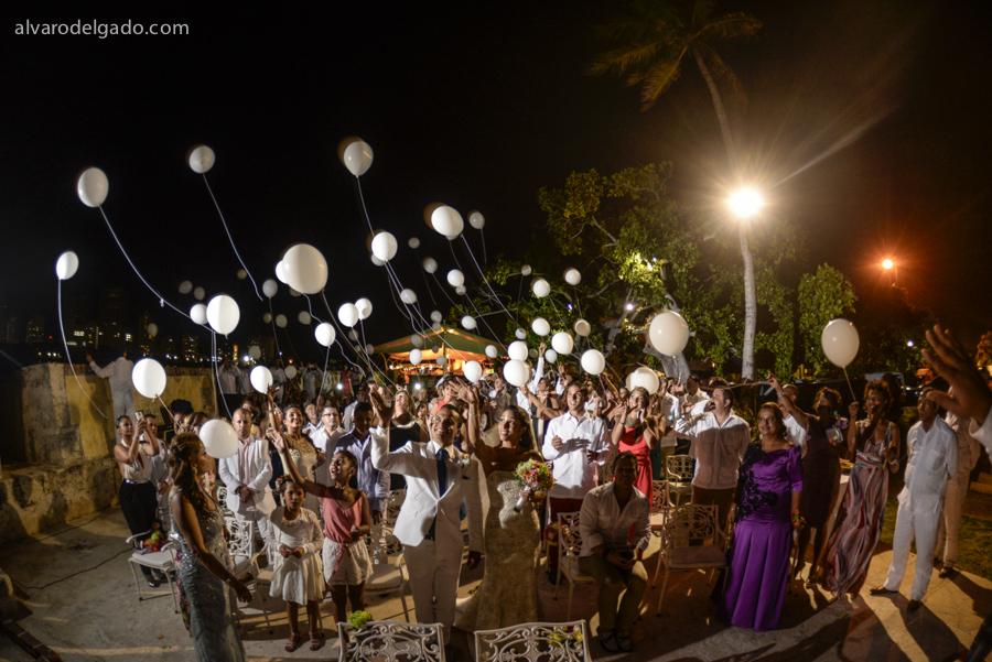 Bodas en el Restaurante Club de Pesca - Cartagena
