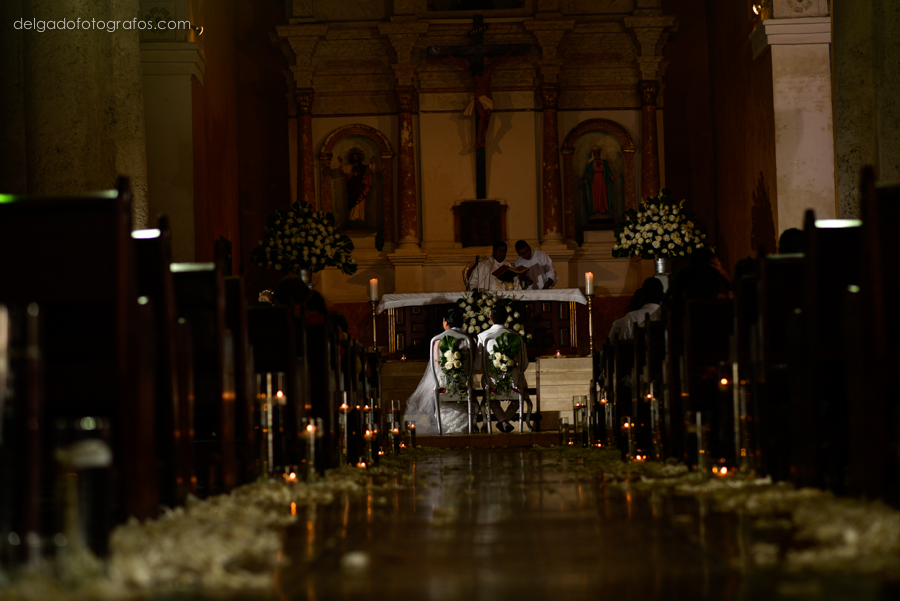 Bodas en Getsemaní - Iglesia de la Trinidad