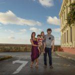 Familia Swarz / estudio familiar en Cartagena