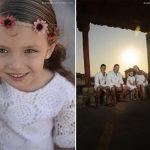 Familia Kuri / Fotografía familiar en Cartagena