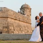 Vivianne & Ricardo / Postwedding photoshoot in Cartagena