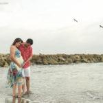 Roselyn & Habib / Fotografia de embarazo en Cartagena