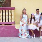 Los Campo Rodriguez / Sesión fotográfica de Familia en Cartagena