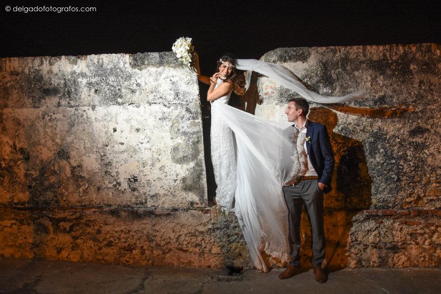 Murallas de Getsemaní - Cartagena - Colombia - Delgado fotógrafos