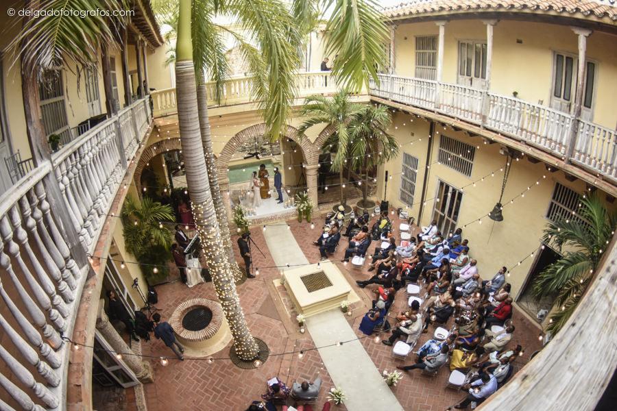 Casa Las Marías, Cartagena