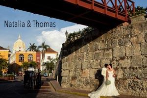 Bodas en Cartagena - Johana Peña - Fotógrafa