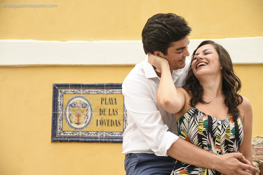 Romance en Cartagena