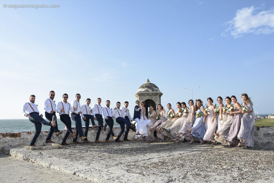 Bodas en Cartagena / Cartagena Weddings