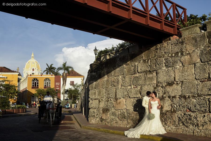 cartagena wedding photographer Mariage à Cartagena / Photographie