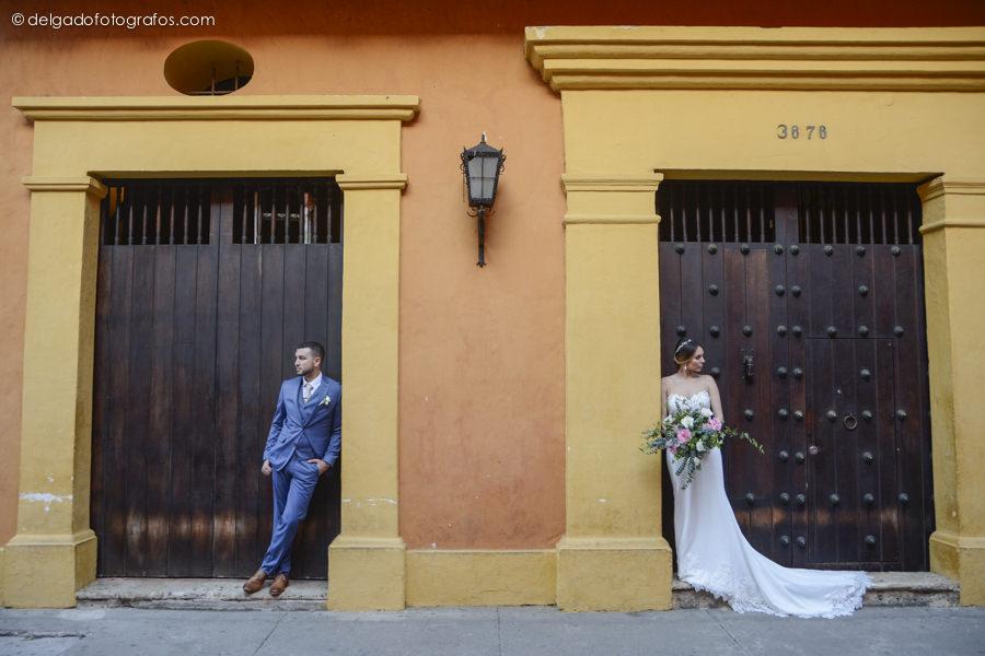 Cartagena de Indias wedding photographer