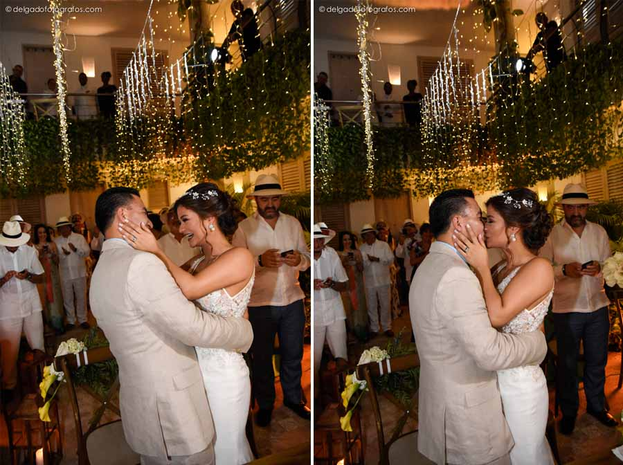 Matrimonio en Casa Canabal, Cartagena