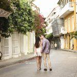 Mike & Katherine / Engagement session Cartagena