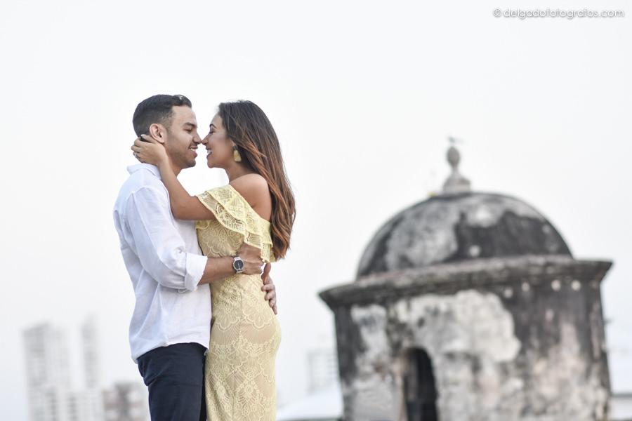 Baluarte de San Ignacio - Cartagena - Fotógrafo