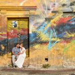 Alvand & Lucy / Engagement session in Cartagena