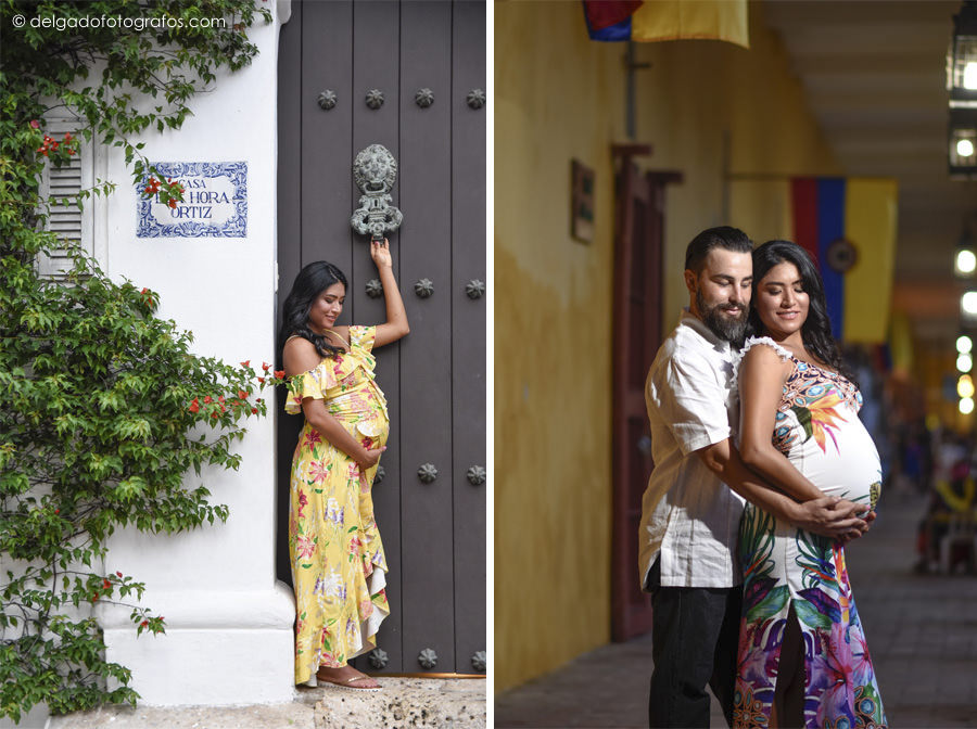 Fotos de embarazo en Cartagena / Pregnancy Photos