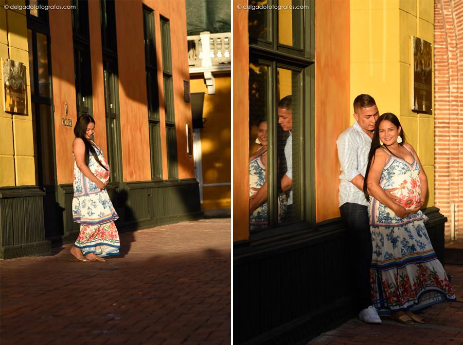 Fotografo de embarazo en Cartagena