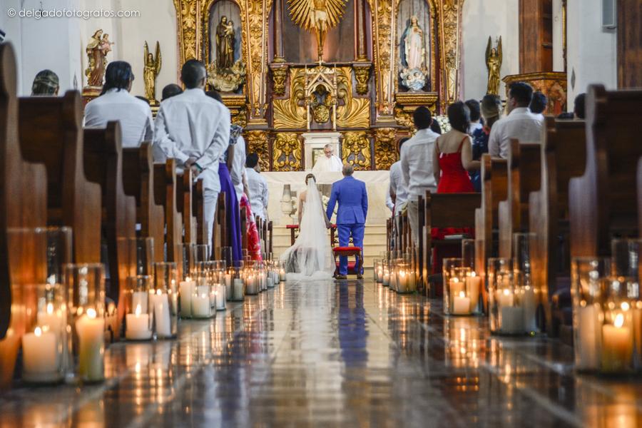 Iglesia Santo Toribio Cartagena