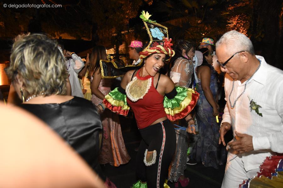 Boda en Cartagena, Hora loca , Delgado Fotógrafos