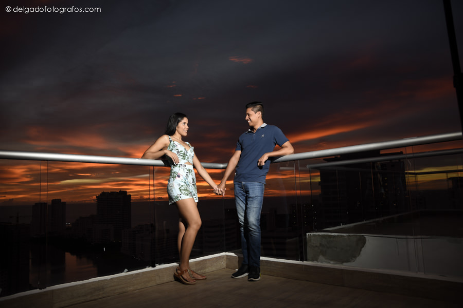 Cartagena, Covid 19, Sunset, Delgado Fotógrafos