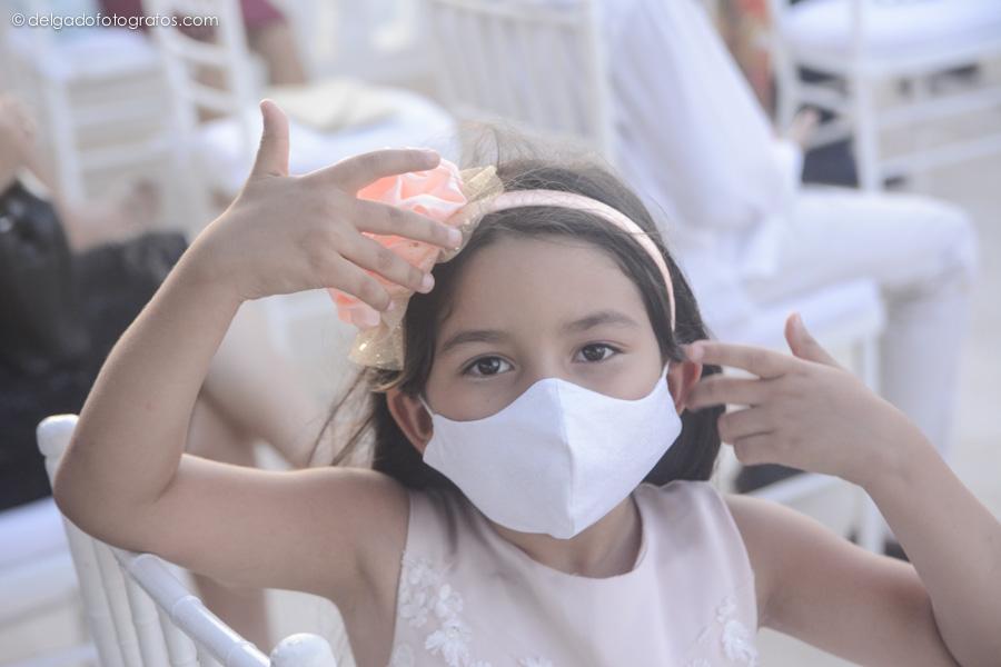 Niños en bodas - Johana Peña - Fotógrafa de Cartagena
