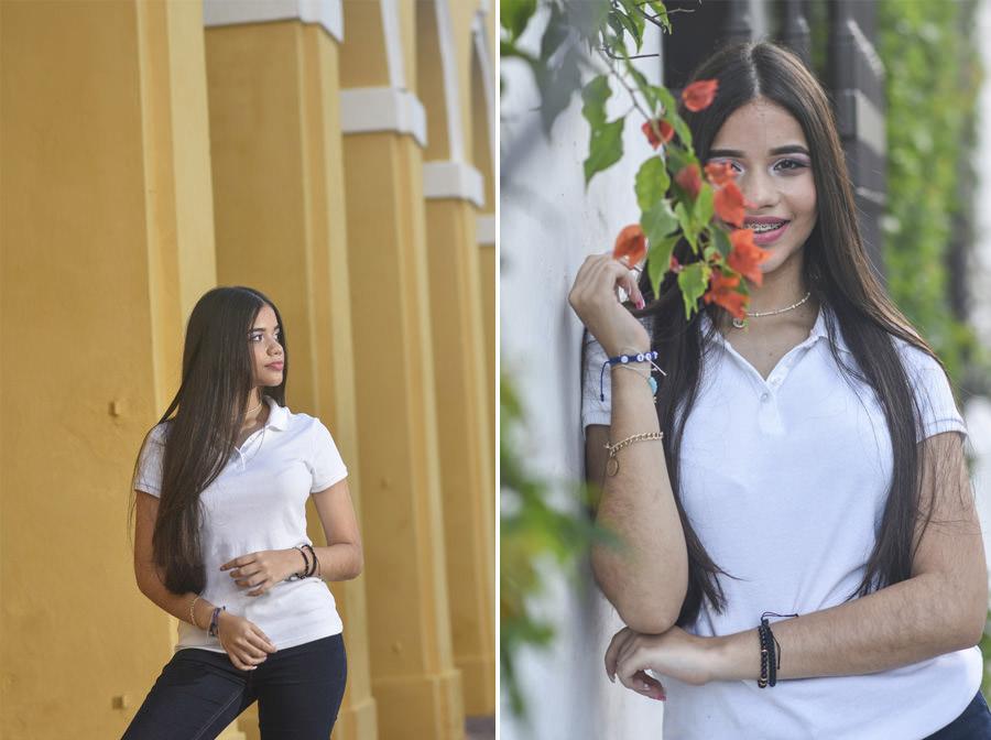 Fotografía de quinceañeras en Cartagena - Alvaro Delgado Fotógrafo