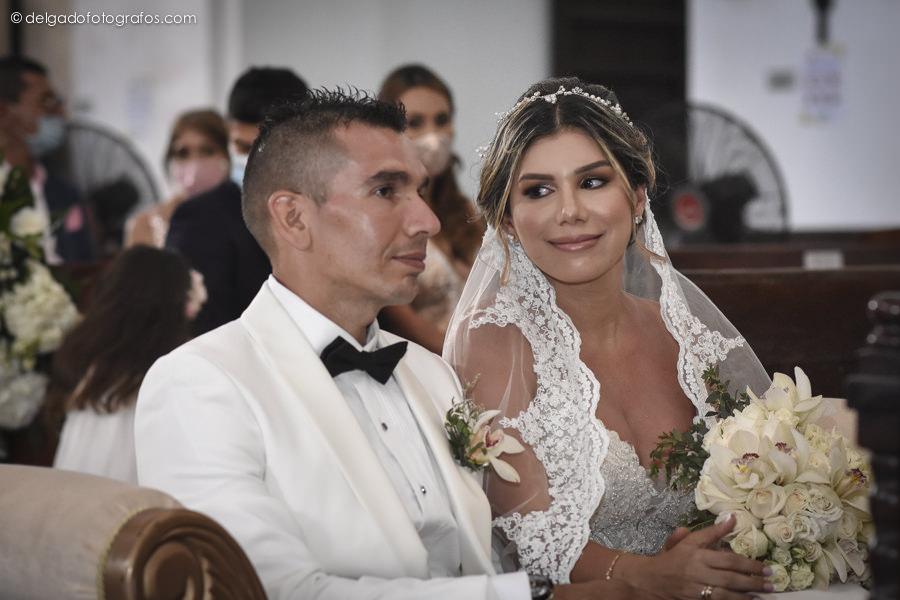 Matrimonio en Cartagena - Delgado Fotógrafos