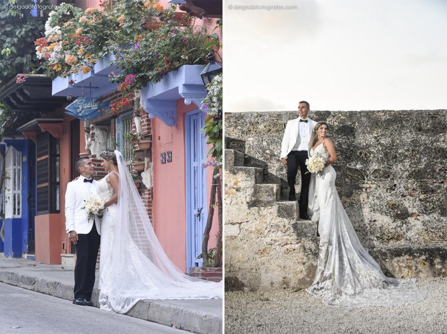 Cartagena weddings, bodas en Cartagena, Matrimonios en Cartagena, Mariages à Carthagène