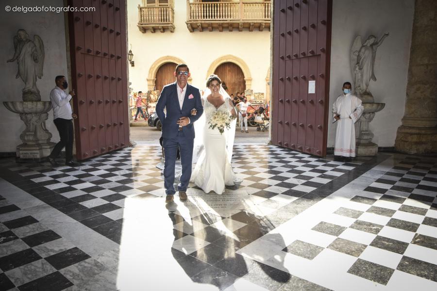 Brides in Cartagena - Delgado Fotógrafos