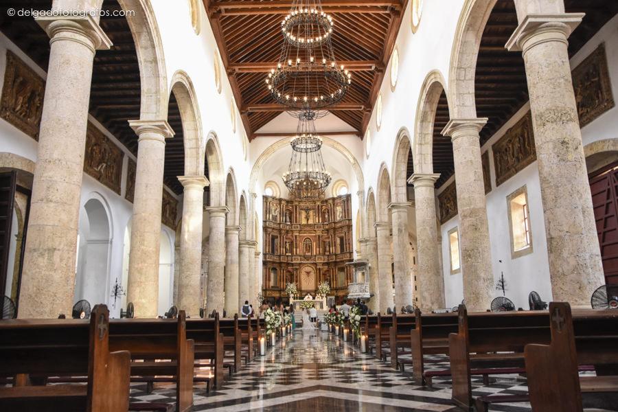 Iglesia Catedral de Cartagena - Delgado Fotógrafos