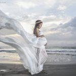 Kathya / Sesión de fotos de embarazo en Cartagena