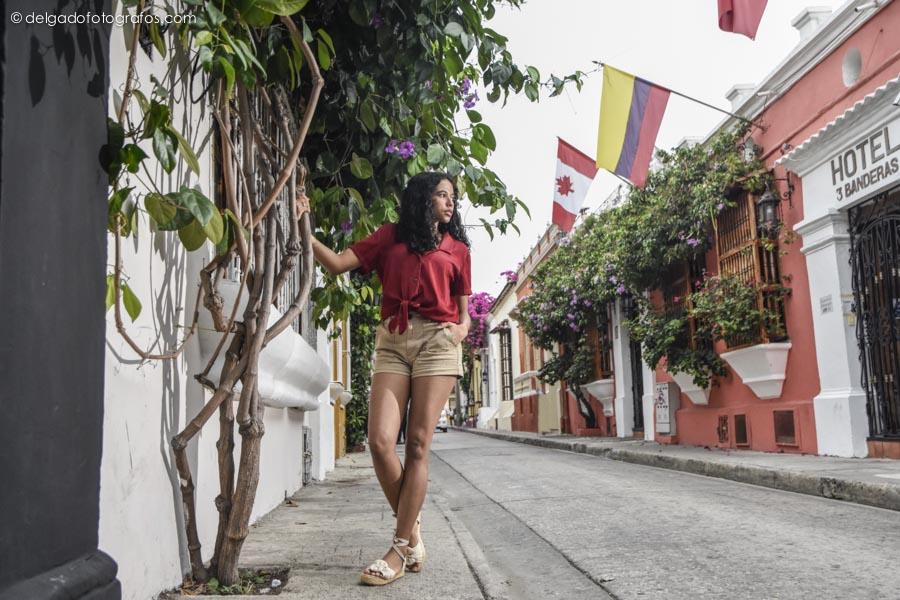 Fotografía de quinceñaeras en Cartagena - Johana Peña Fotógrafa