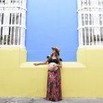 Lina / Pregnancy session in Cartagena