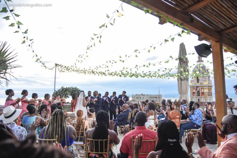 Cartagena weddings. Hotel Movich Cartagena. Delgado Fotógrafos.